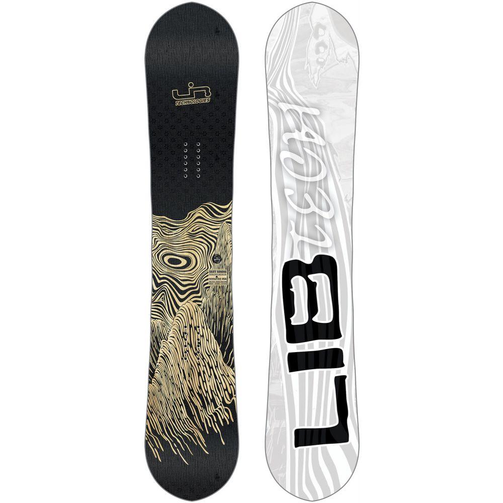 リブテック Lib Tech メンズ スキー・スノーボード ボード・板【Skate Banana Wide Blem Snowboard】Wood
