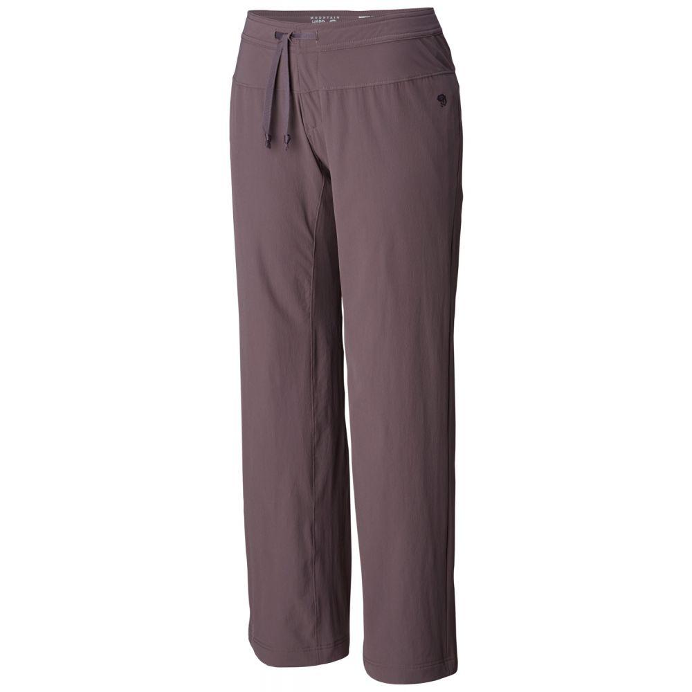 マウンテンハードウェア Mountain Hardwear レディース ハイキング・登山 ボトムス・パンツ【Yumalina Hiking Pants】Purple Dusk
