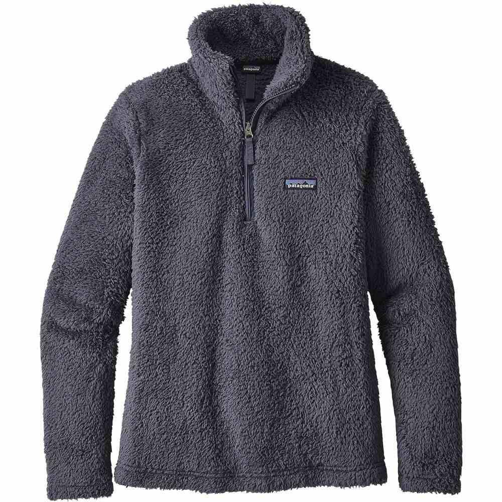 パタゴニア Patagonia レディース トップス フリース【Los Gatos 1/4 Zip Fleece】Smolder Blue