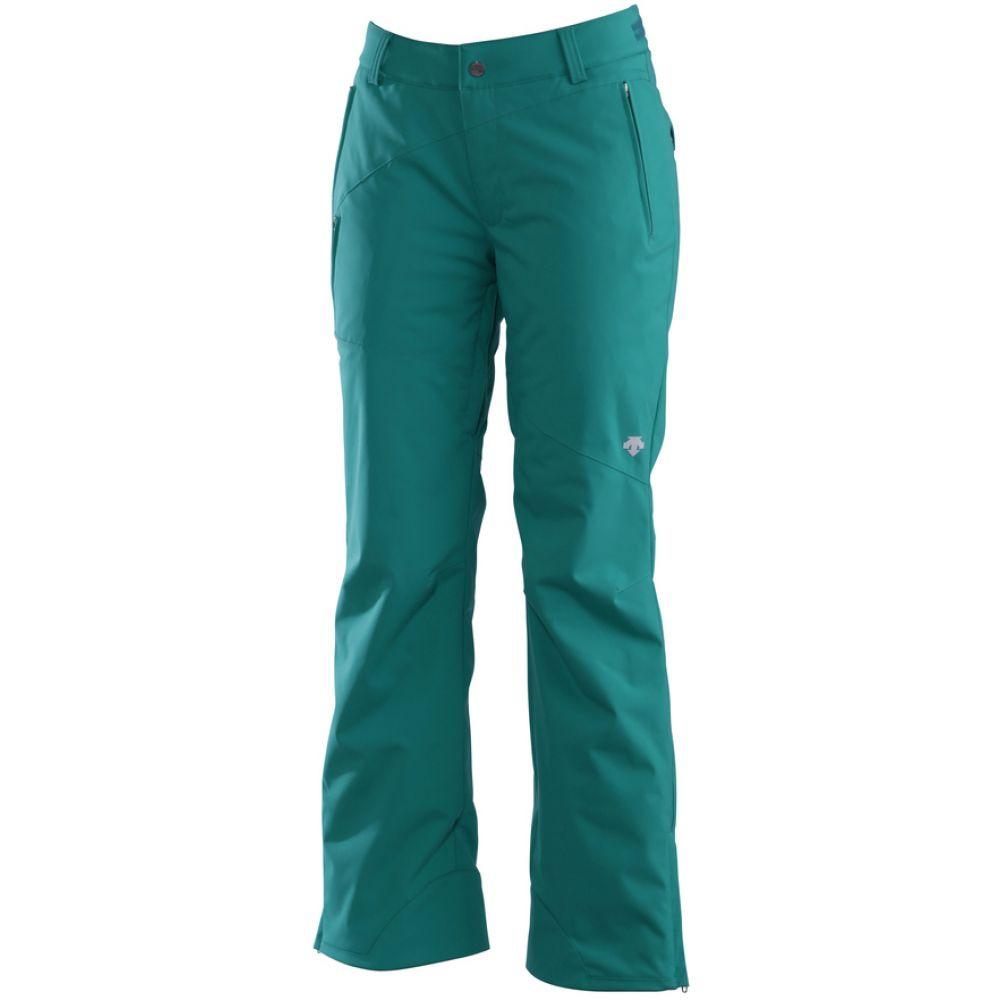デサント Descente レディース スキー・スノーボード ボトムス・パンツ【Norah Ski Pants】Electro Green
