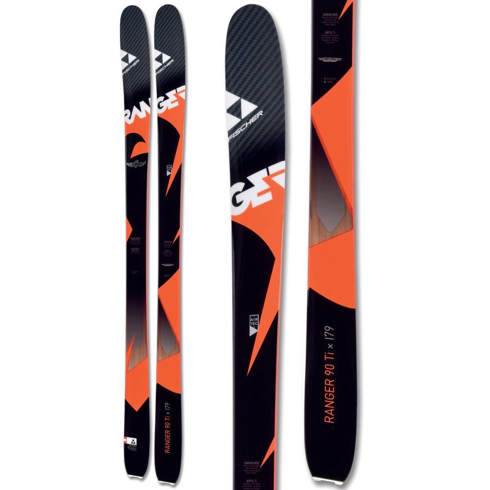 フィッシャー Fischer メンズ スキー・スノーボード ボード・板【Ranger 90 Ti Skis】
