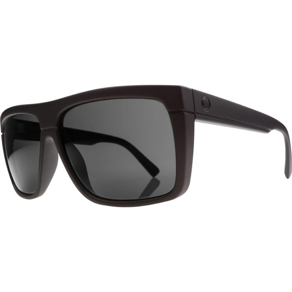 エレクトリック Electric メンズ メガネ・サングラス【Black Top Sunglasses】Matte Black/M Grey Lens