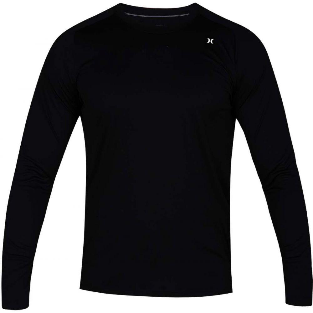 ハーレー Hurley メンズ トップス 長袖Tシャツ【Quick/Dry L/S T-Shirt】Black