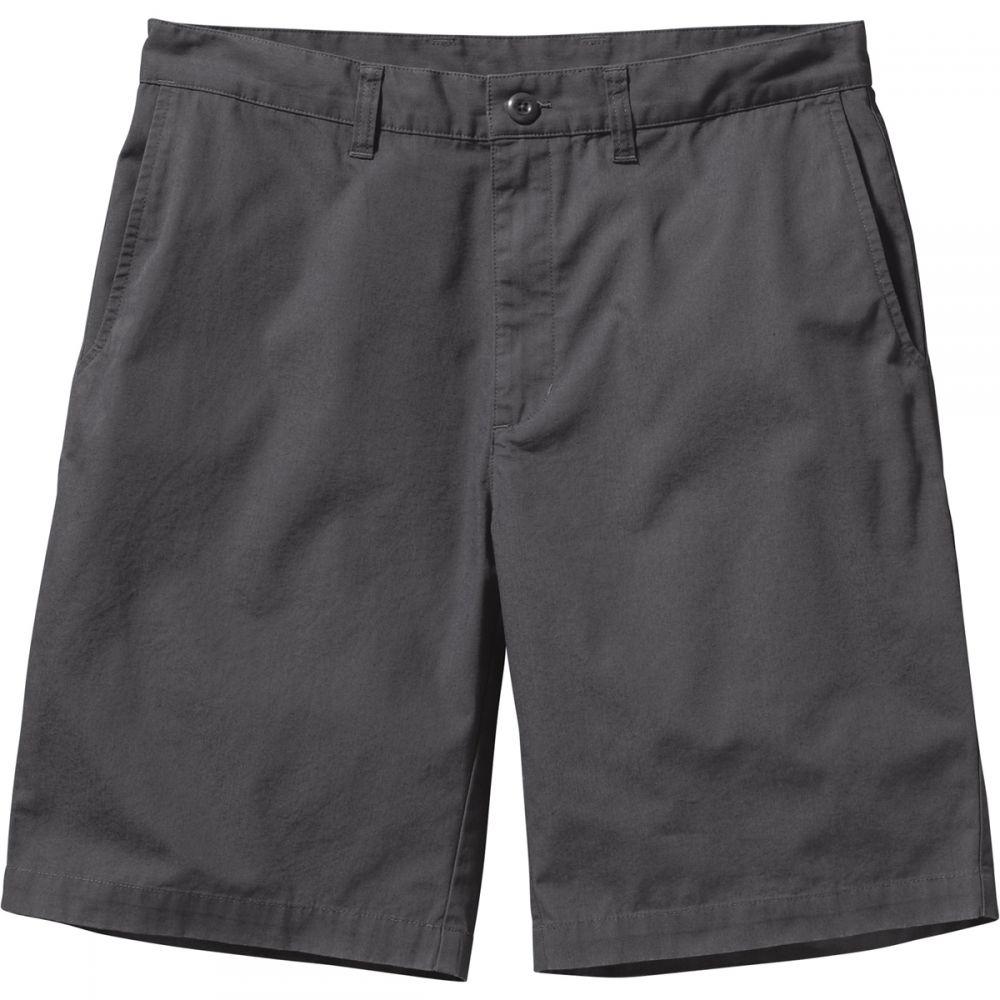 パタゴニア Patagonia メンズ ボトムス・パンツ ショートパンツ【All-Wear 10in Shorts】Forge Grey
