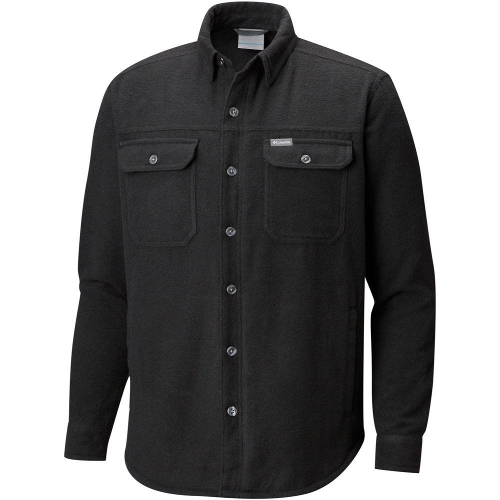 コロンビア Columbia メンズ アウター ジャケット【Windward IV Shirt Jacket】Black