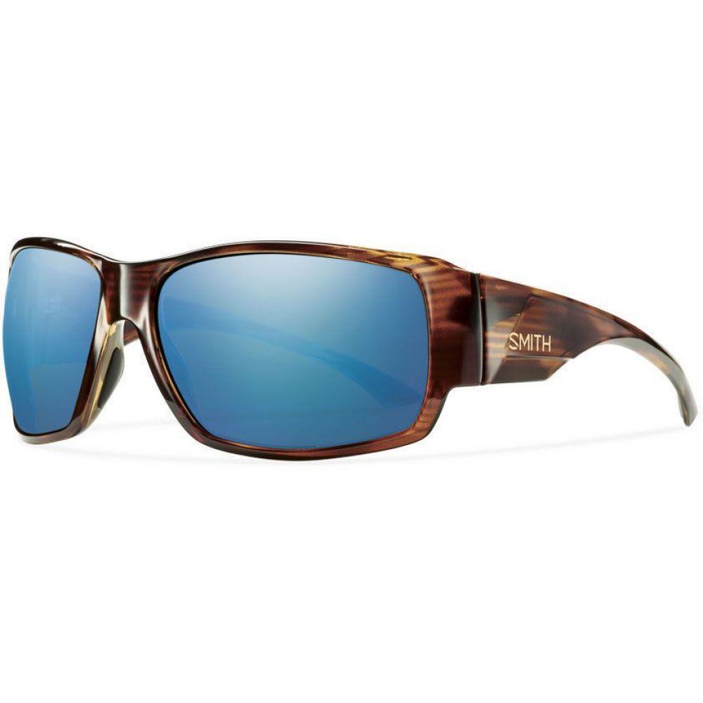 スミス Smith メンズ メガネ・サングラス【Dockside Sunglasses】Havana/Polarized Blue Mirror Lens