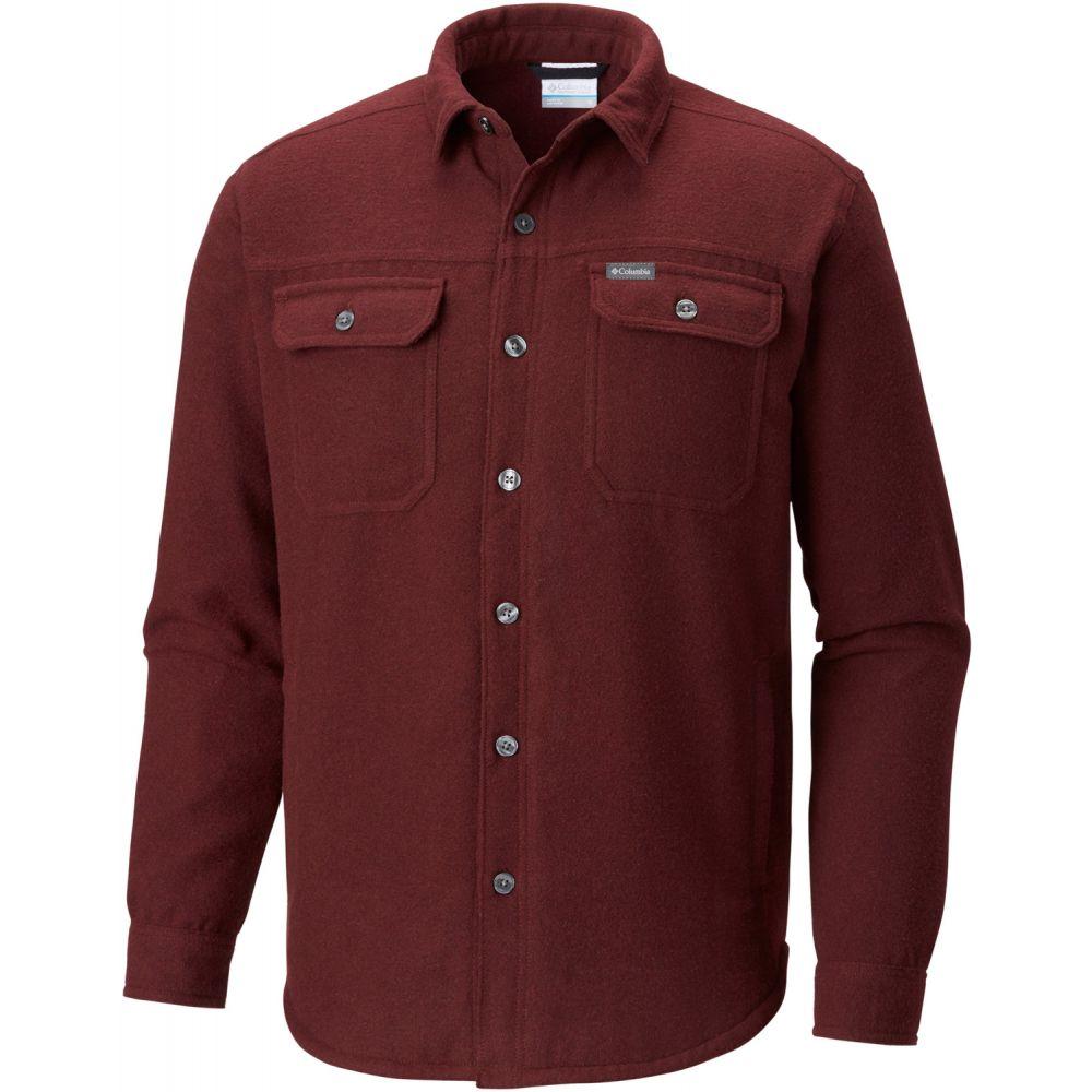 コロンビア Columbia メンズ アウター ジャケット【Windward IV Shirt Jacket】Elderberry