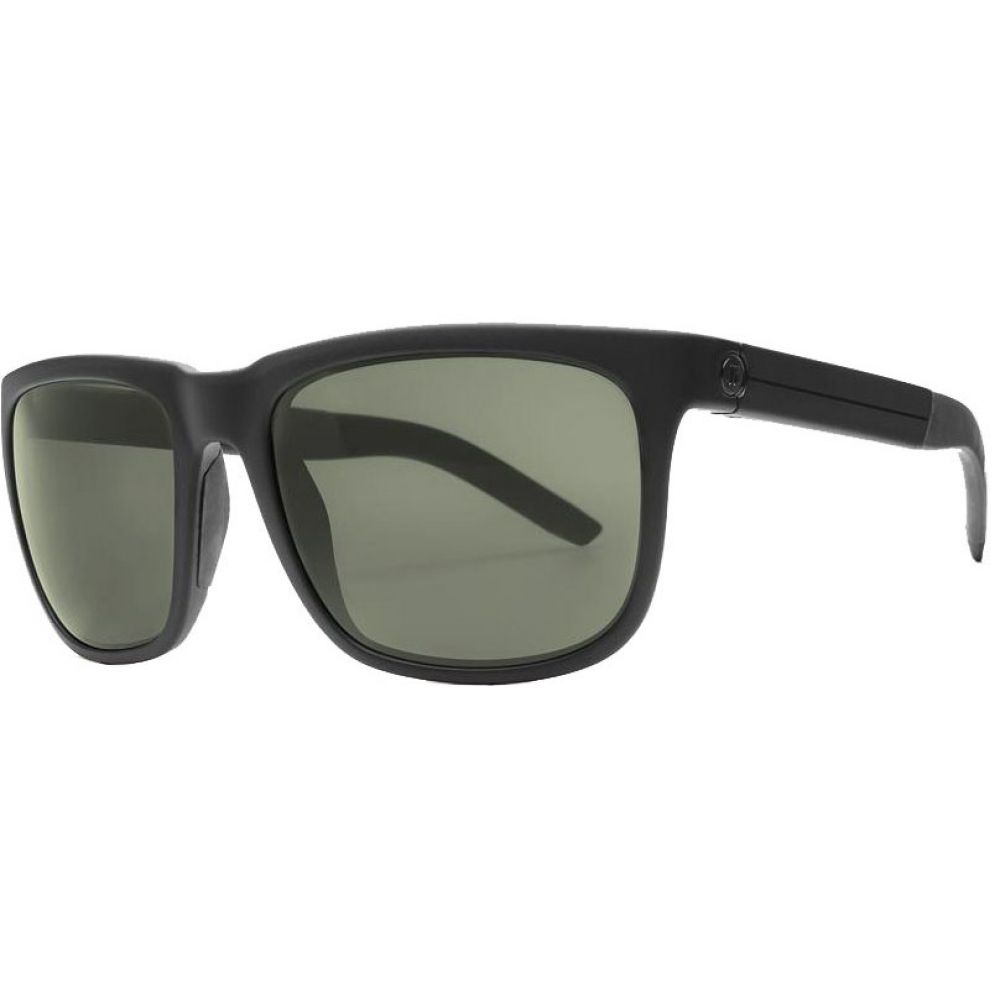 エレクトリック Electric メンズ メガネ・サングラス【Knoxville S Polarized Sunglasses】JJF Black/Ohm Polarized Grey Lens