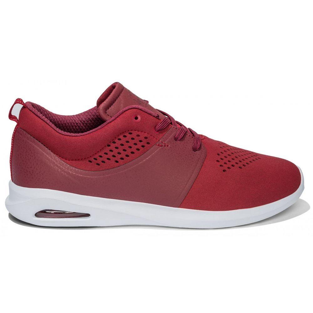 グローブ Globe メンズ スケートボード シューズ・靴【Mahalo LYT Skate Shoes】Red/White