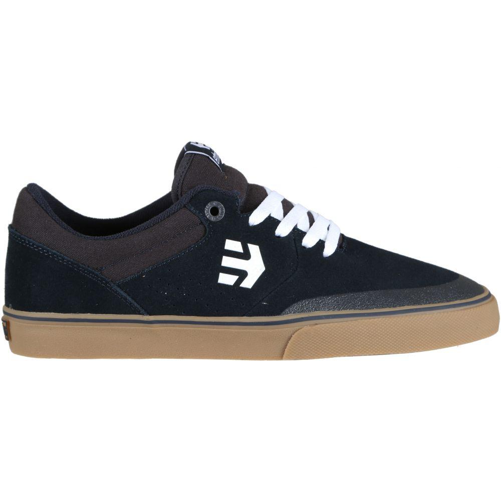 エトニーズ Etnies メンズ スケートボード シューズ・靴【Marana Vulc Skate Shoes】Navy/White/Gum