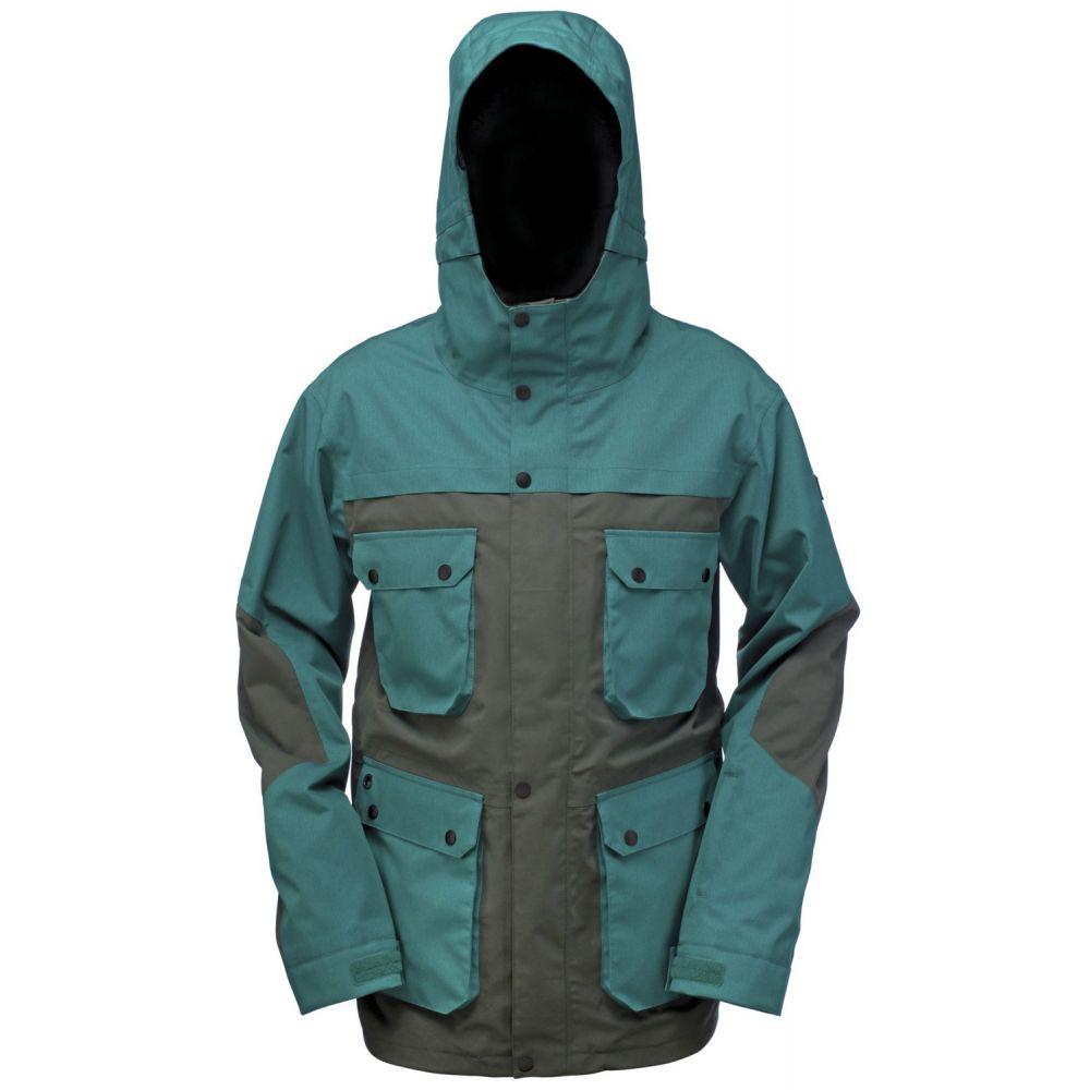 ライド Ride メンズ スキー・スノーボード アウター【Rainier Insulated Snowboard Jacket】Pine