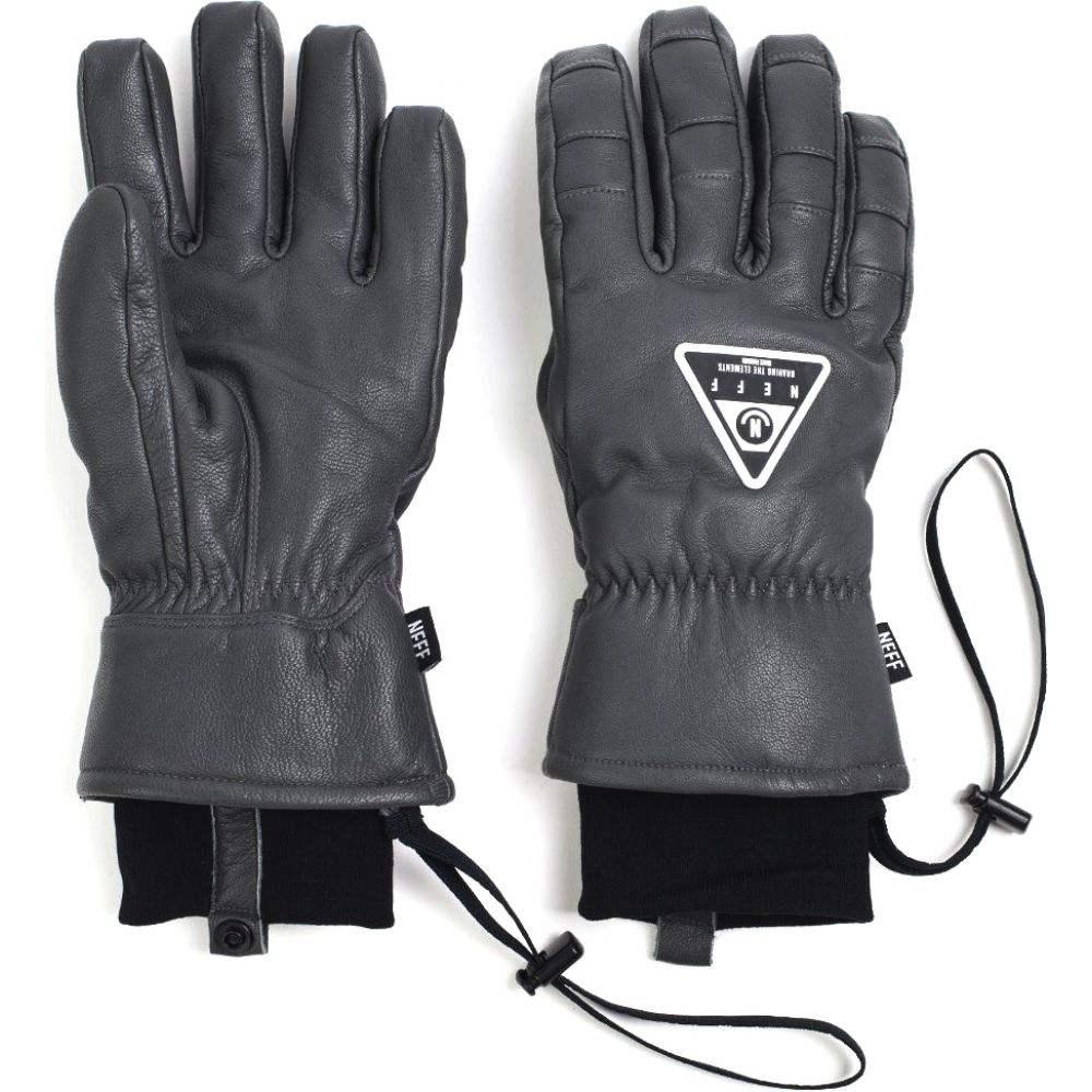 ネフ Neff メンズ スキー・スノーボード グローブ【Work Gloves】Charcoal