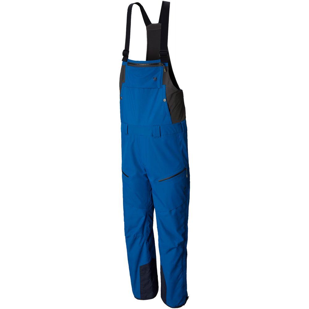 マウンテンハードウェア Mountain Hardwear メンズ スキー・スノーボード ボトムス・パンツ【FireFall Bib Ski Pants】Nightfall Blue