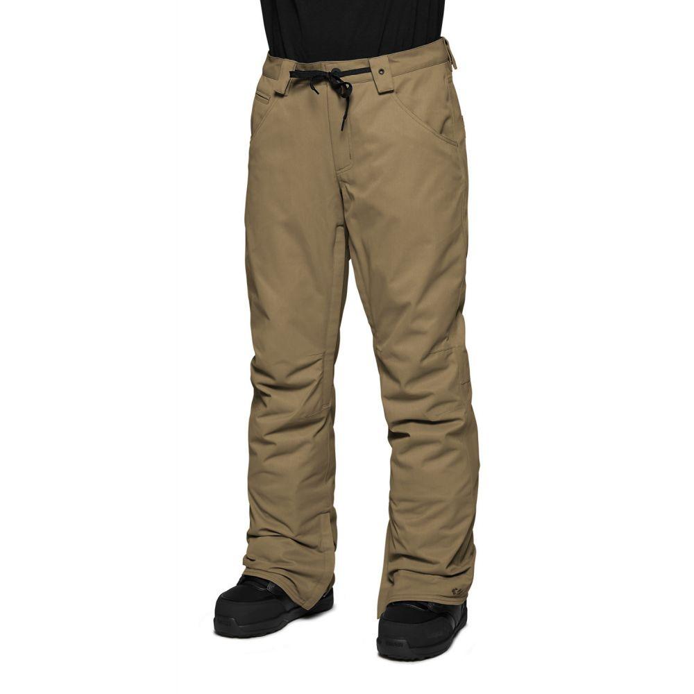 サーティーツー Thirty Two メンズ スキー・スノーボード ボトムス・パンツ【32 - Wooderson Snowboard Pants】Tobacco