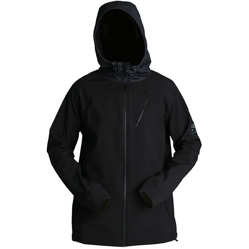 ライド Ride メンズ スキー・スノーボード アウター【Breaker Softshell Snowboard Jacket】Black
