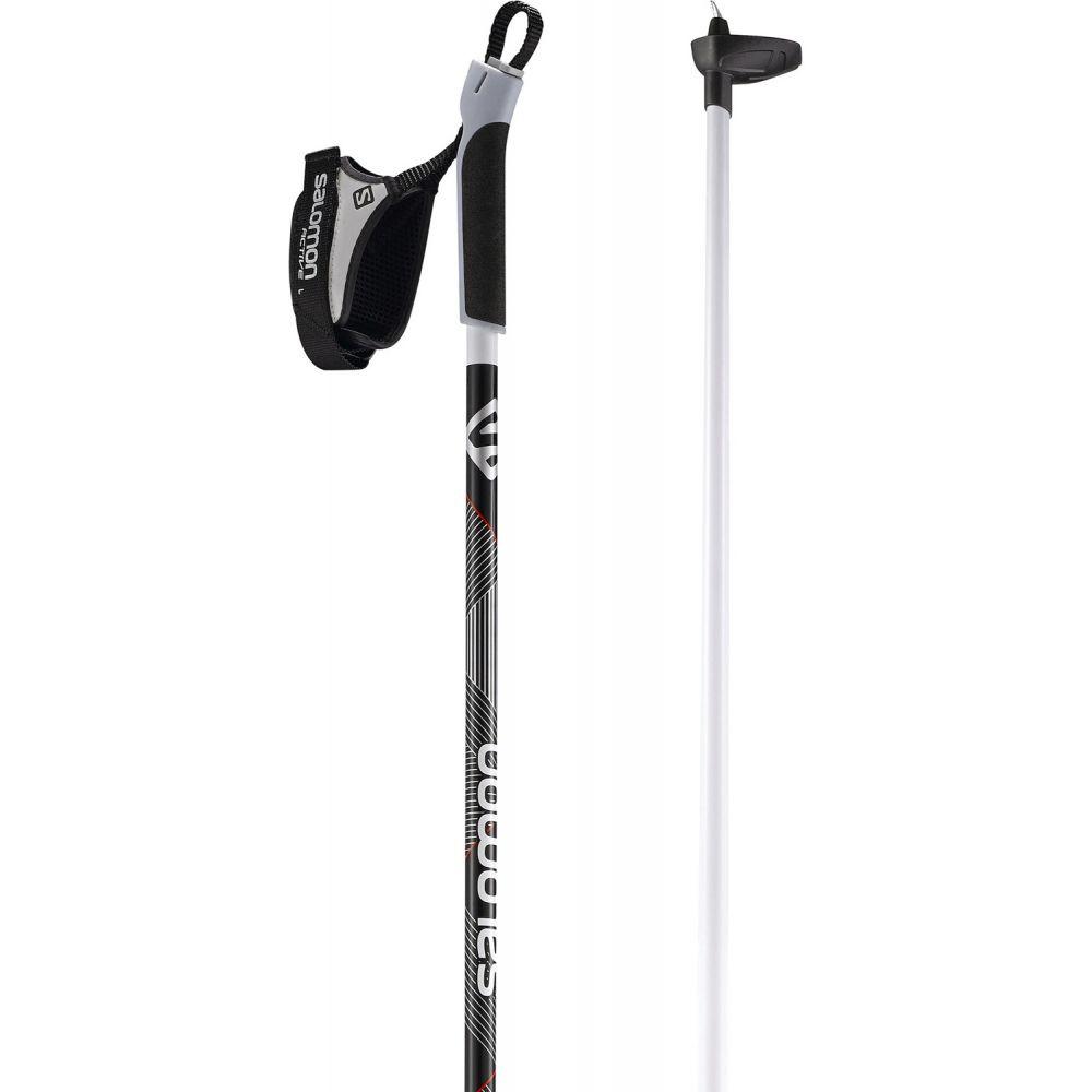 サロモン Salomon メンズ スキー・スノーボード【Active XC Ski Poles】Black