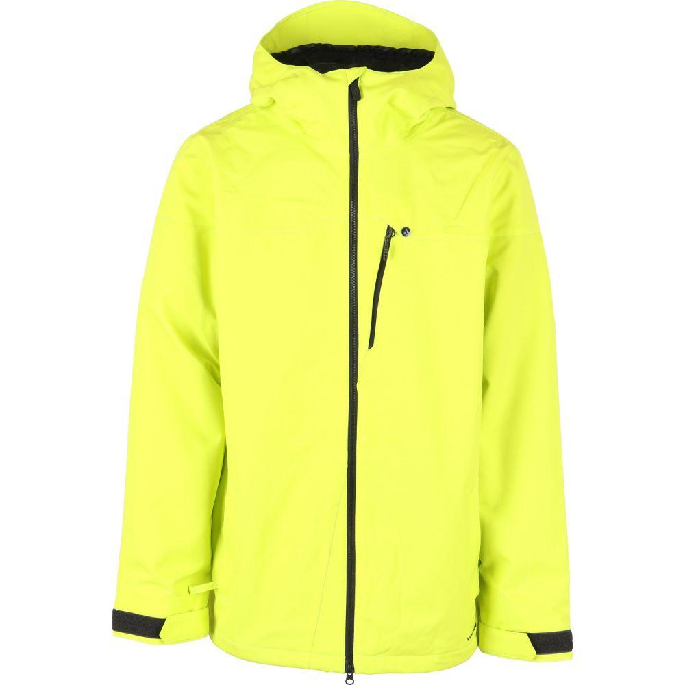 ボルコム Volcom メンズ スキー・スノーボード アウター【Prospect Snowboard Jacket】Lime