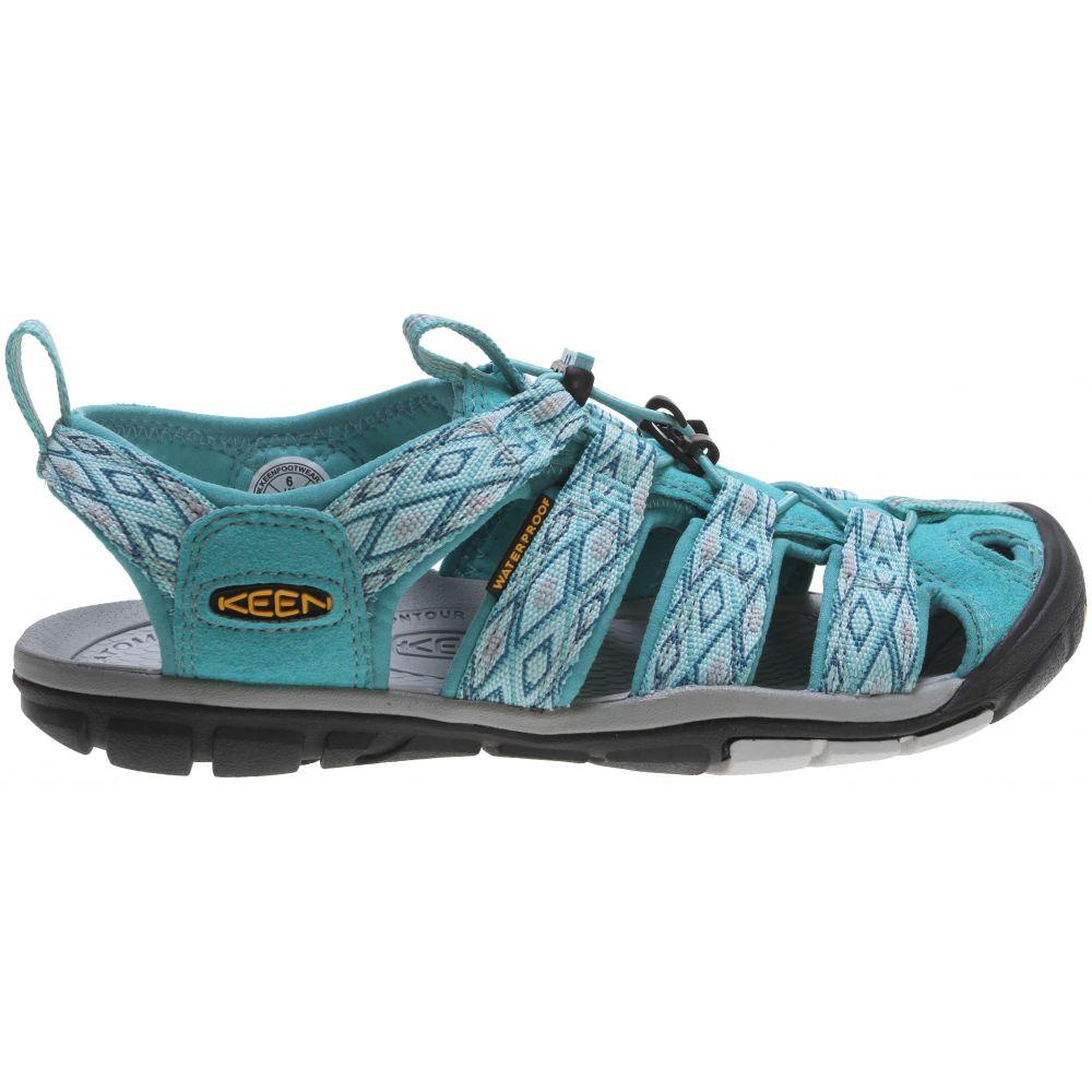 キーン Keen レディース シューズ・靴【Clearwater CNX Shoes】Lagoon/Vapor