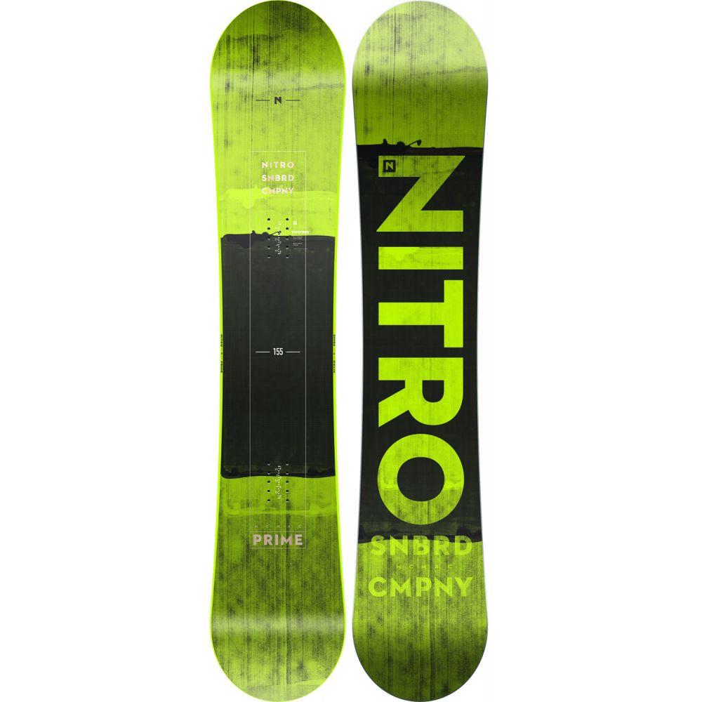 ニトロ Nitro メンズ スキー・スノーボード ボード・板【Prime Toxic Snowboard】
