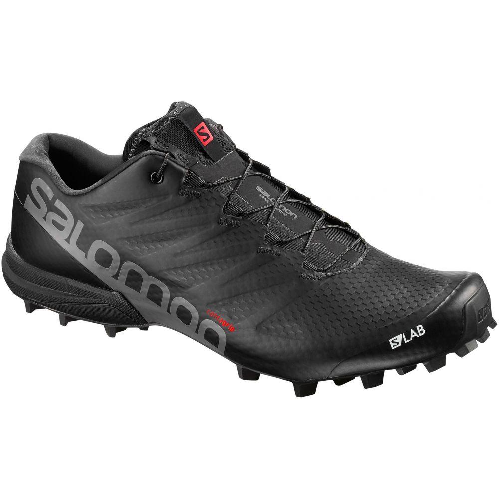 サロモン Salomon メンズ ランニング・ウォーキング シューズ・靴【S-Lab Speed 2 Trail Running Shoes】Black/Racing Red/White