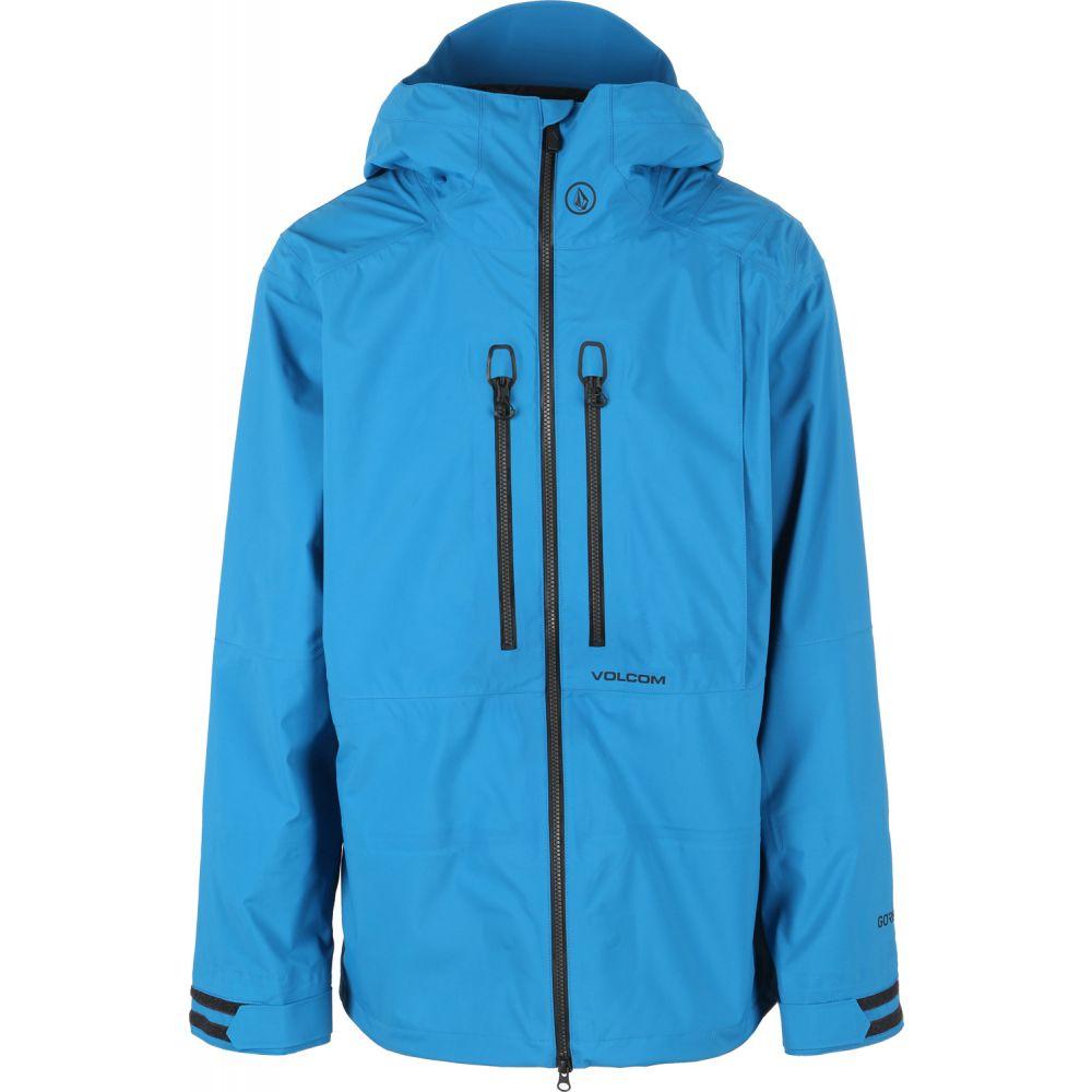 ボルコム Volcom メンズ スキー・スノーボード アウター【Guide Gore-Tex Snowboard Jacket】Blue