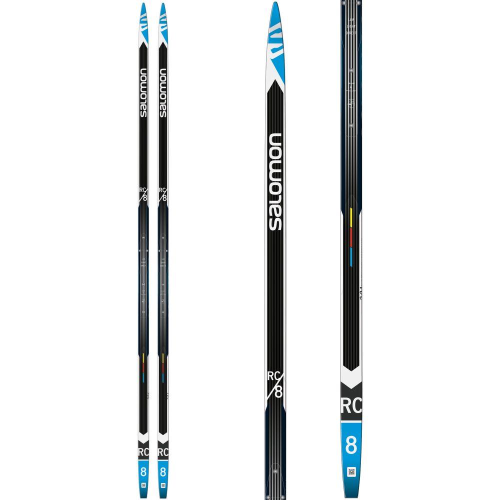 サロモン Salomon メンズ スキー・スノーボード ボード・板【RC-8 Extra Stiff XC Skis】