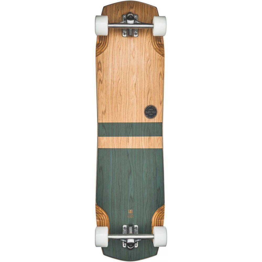 グローブ Globe メンズ スケートボード ボード・板【Geminon Evo 38 Longboard Complete】Olive/Marine