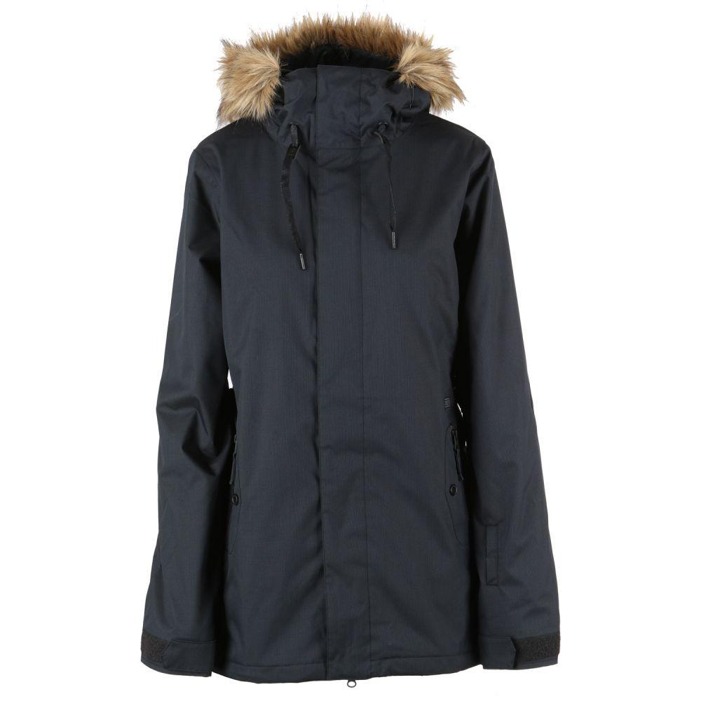 ボルコム Volcom レディース スキー・スノーボード アウター【Mission Insulated Snowboard Jacket】Black