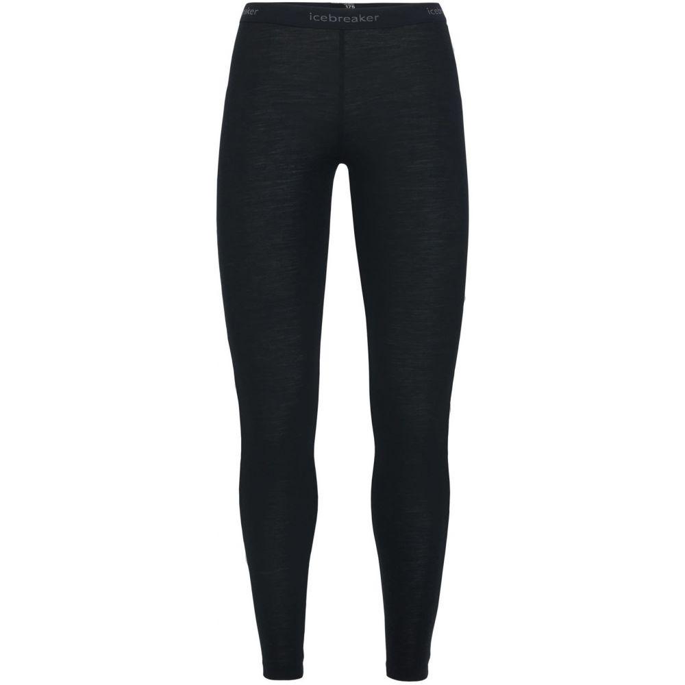 アイスブレーカー Icebreaker レディース スキー・スノーボード ボトムス・パンツ【175 Everyday Leggings Baselayer Pants】Black