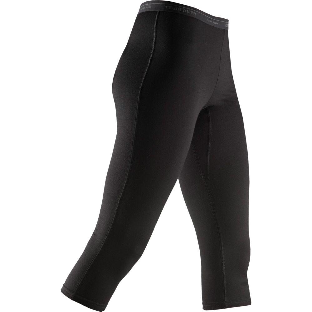 アイスブレーカー Icebreaker レディース スキー・スノーボード ボトムス・パンツ【Oasis Legless Baselayer Pants】Black