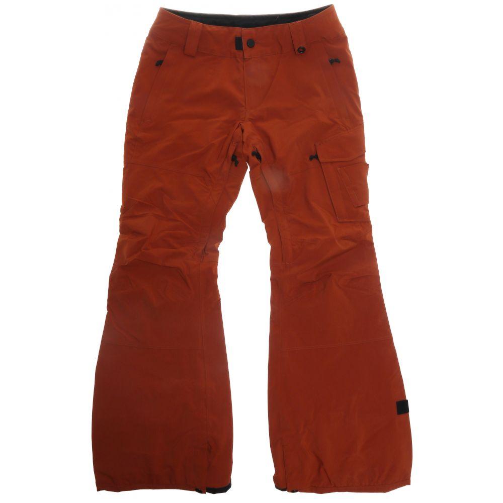 ライド Ride レディース スキー・スノーボード ボトムス・パンツ【Fairmount Snowboard Pants】Burnt Orange