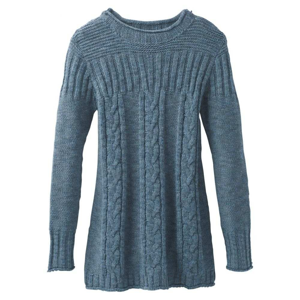 プラーナ Prana レディース トップス チュニック【Anabel Tunic Shirt】Weathered Blue