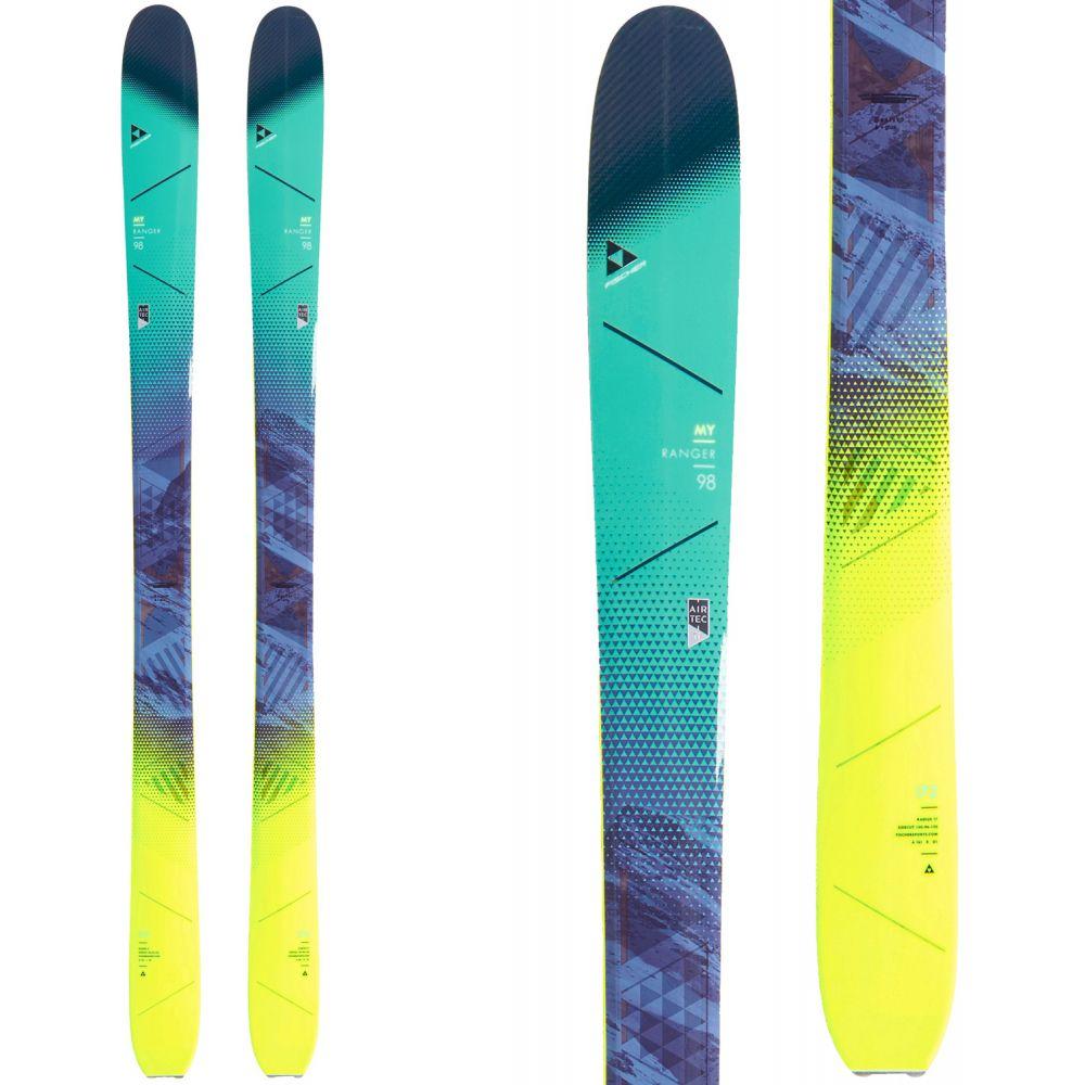 フィッシャー Fischer レディース スキー・スノーボード ボード・板【My Ranger 98 Skis】