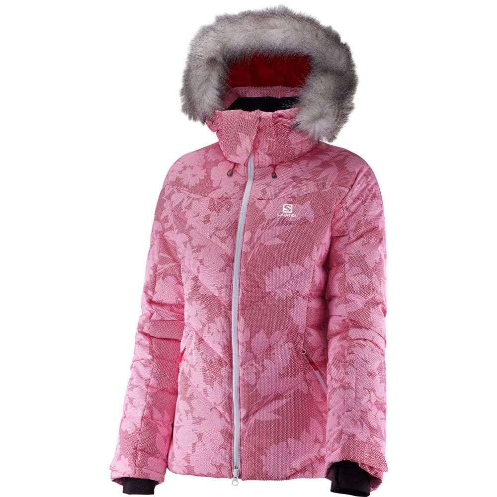 サロモン Salomon レディース スキー・スノーボード アウター【Icetown + Ski Jacket】Gaura Pink