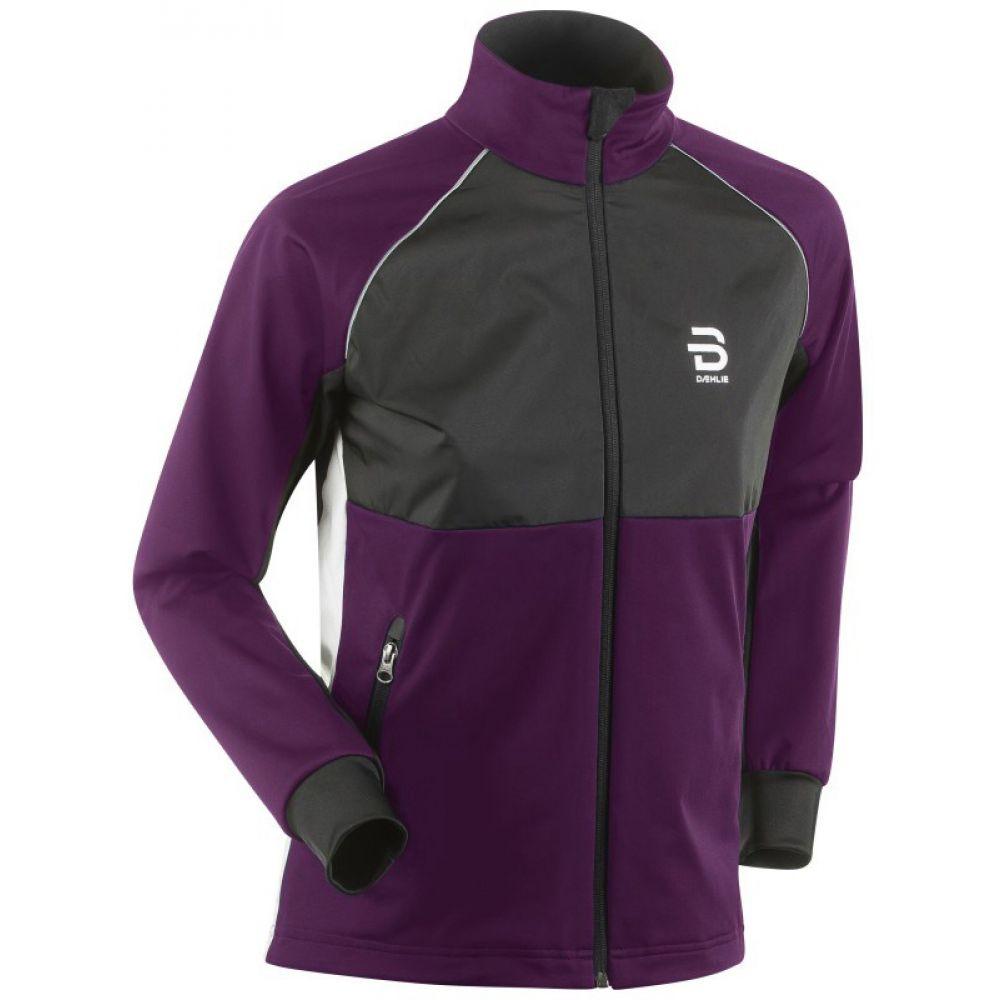 ビョルン ダーリ Bjorn Daehlie レディース スキー・スノーボード アウター【Divide XC Ski Jacket】Potent Purple