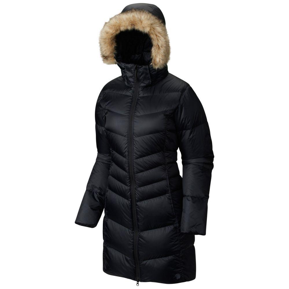 マウンテンハードウェア Mountain Hardwear レディース アウター ダウン・中綿ジャケット【Downtown Jacket】Black