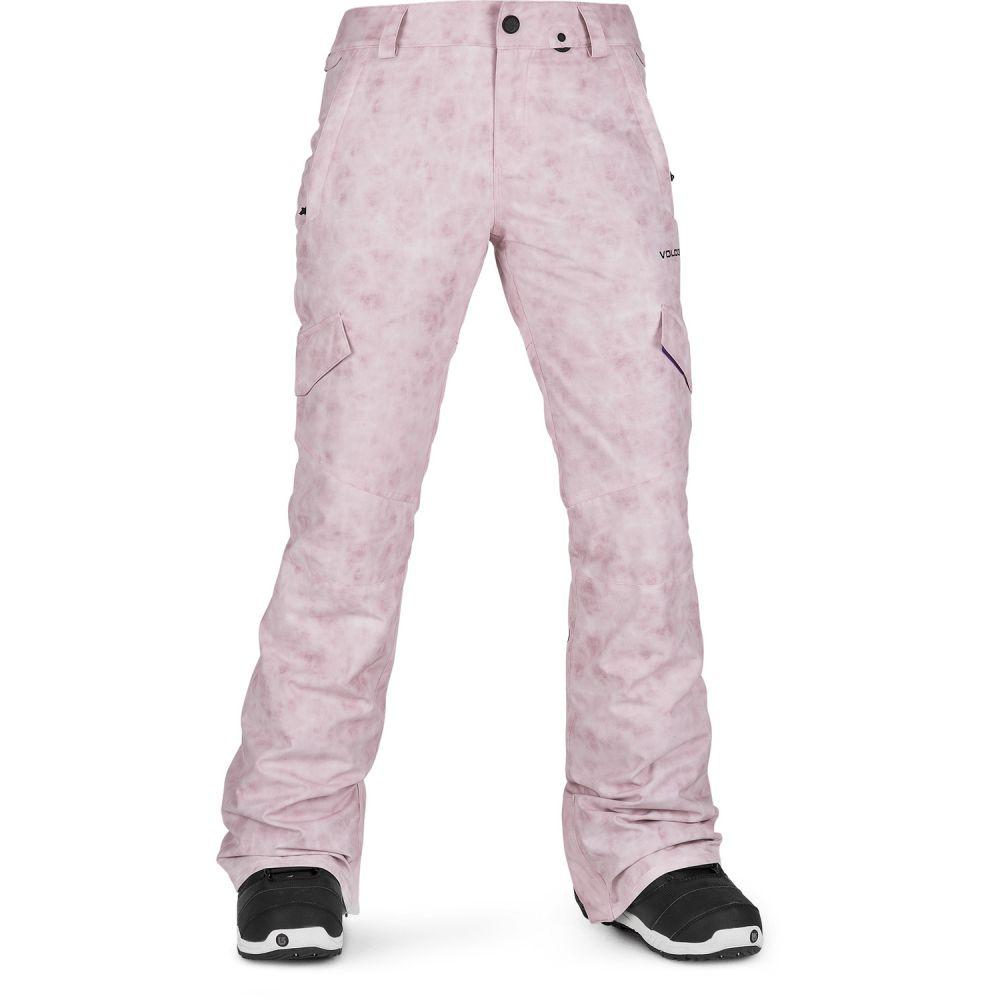ボルコム Volcom レディース スキー・スノーボード ボトムス・パンツ【Bridger Insulated Snowboard Pants】Pink