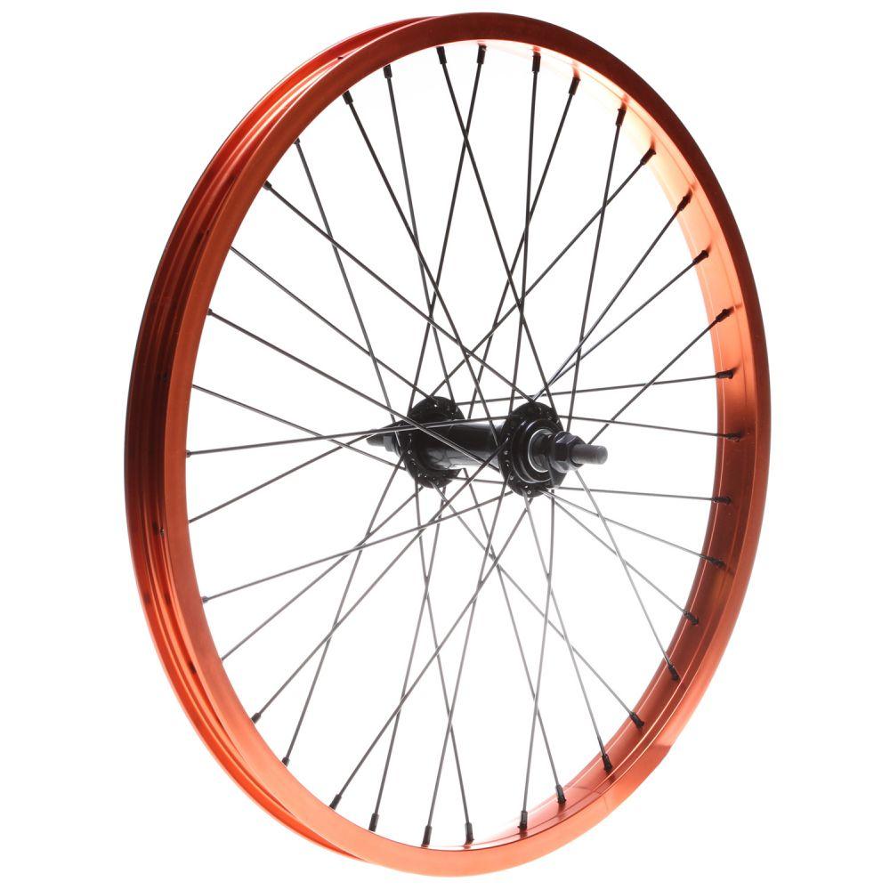 フレームド 蔵 メンズ 自転車 その他自転車用品 返品不可 Orange サイズ交換無料 Framed Wheel Front 3 8in BMX Team
