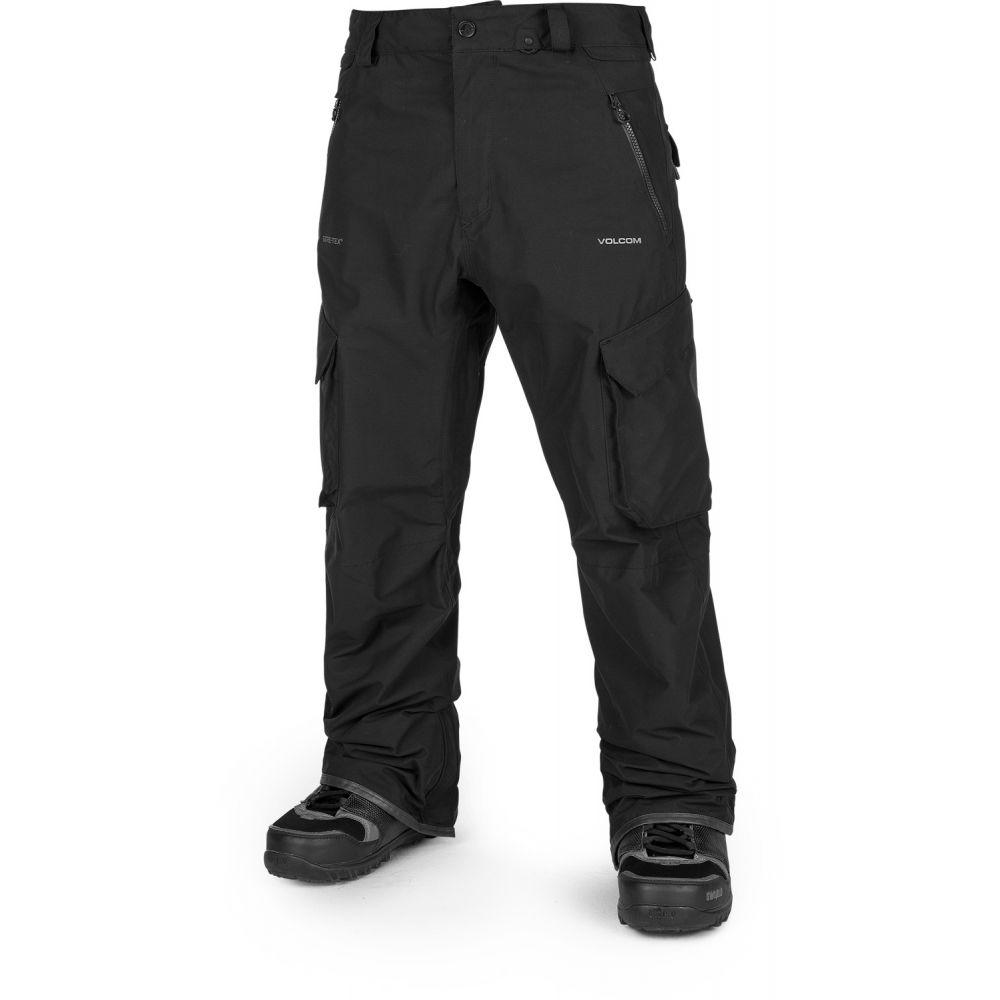 ボルコム Volcom メンズ スキー・スノーボード ボトムス・パンツ【Lo Gore-Tex Snowboard Pants】Black