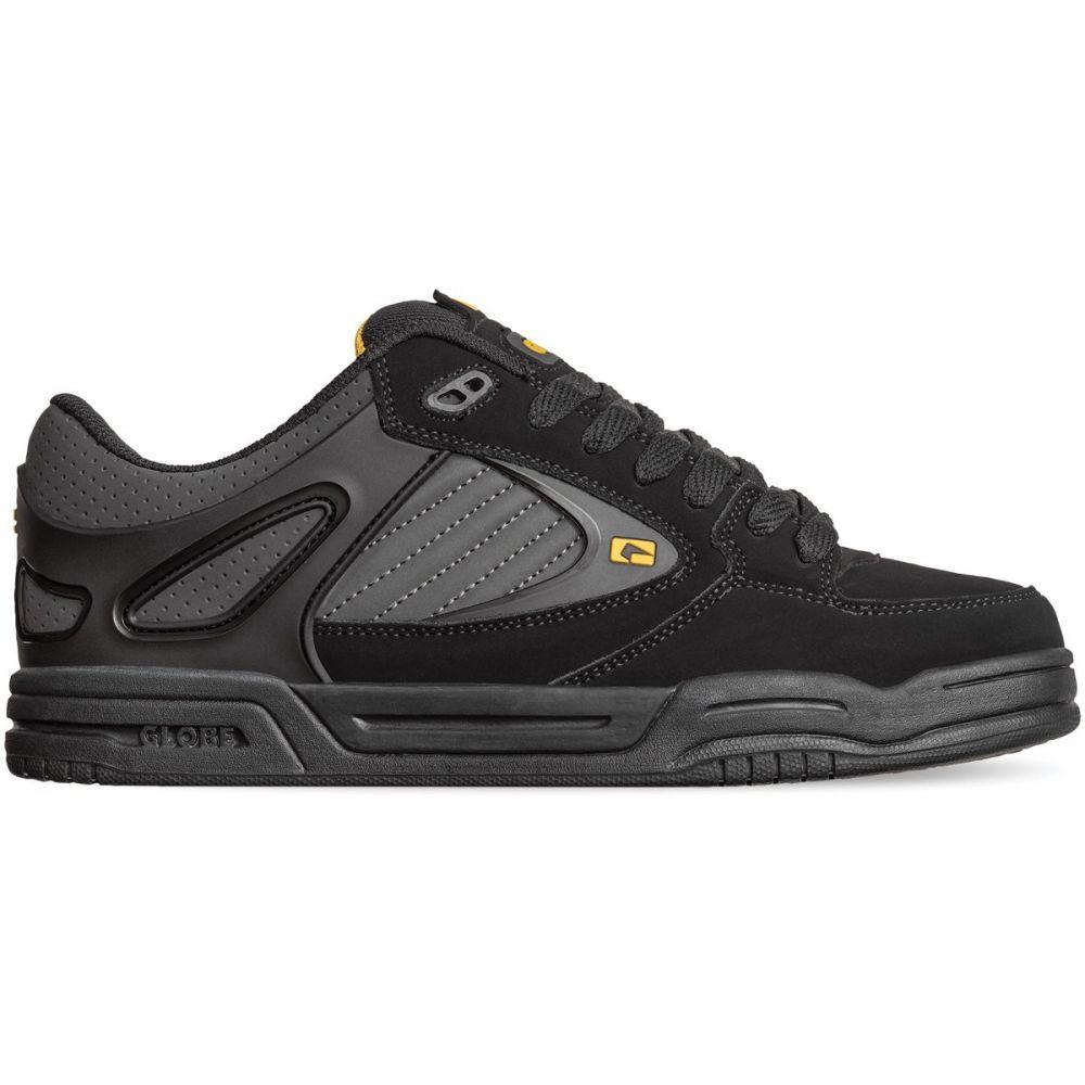 グローブ Globe メンズ スケートボード シューズ・靴【Agent Skate Shoes】Black/Gold