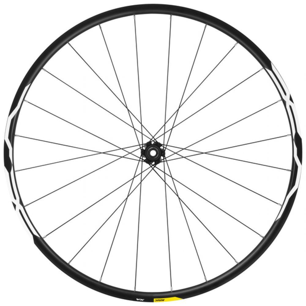マヴィック Mavic メンズ 自転車【XA 27.5 Front Bike Wheel】Black