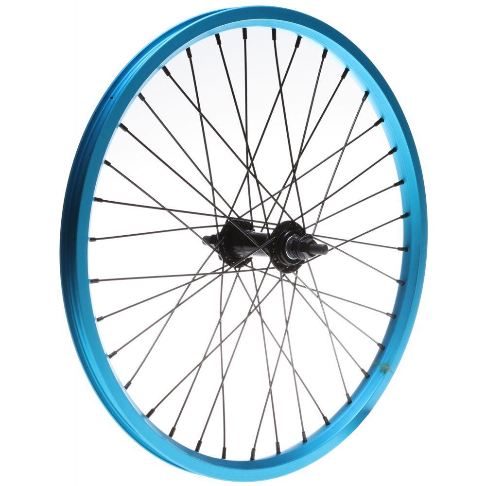フレームド Framed メンズ 自転車【Attack LTD Front Double Wall BMX Wheel 3/8in】Blue