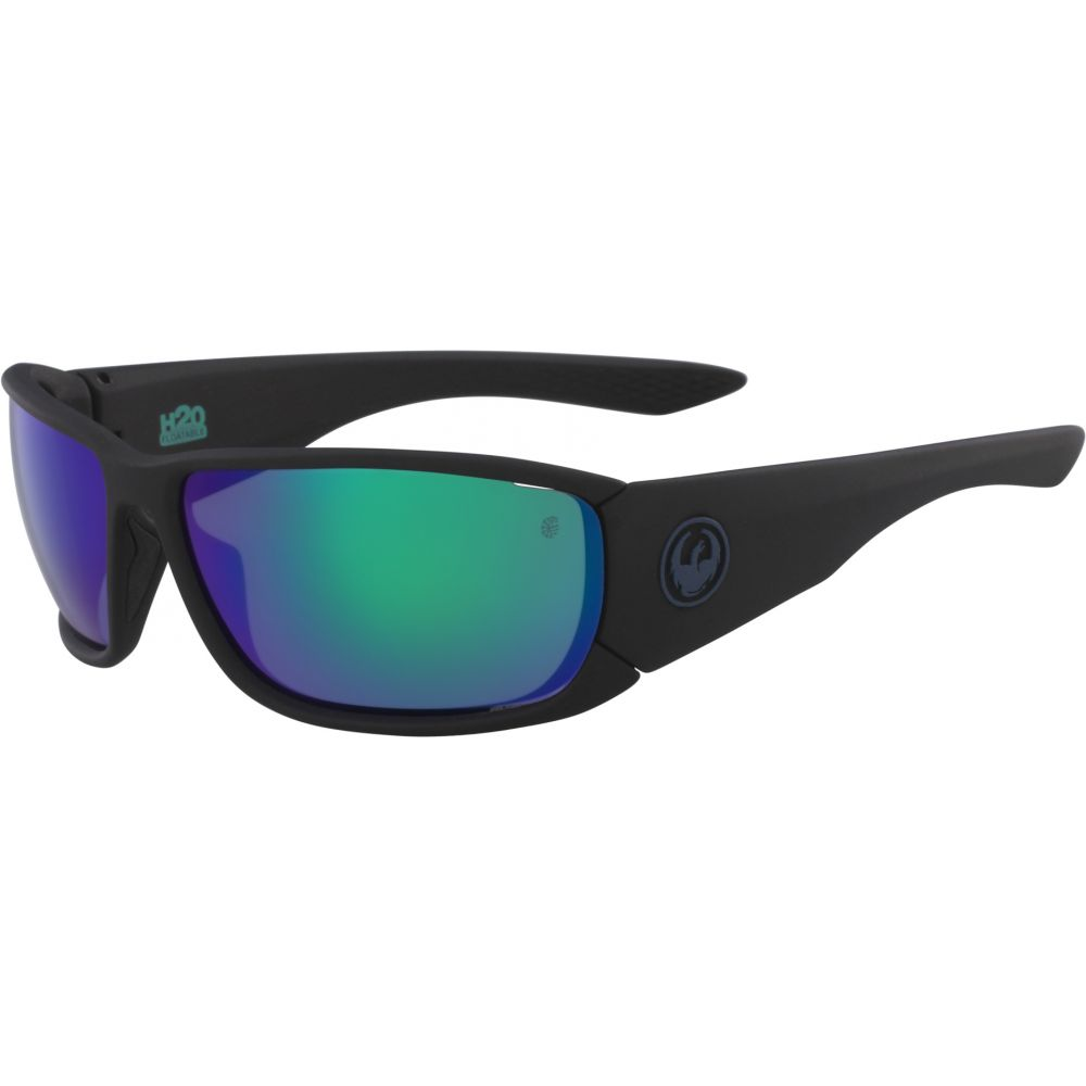 ドラゴン Dragon メンズ メガネ・サングラス【Tow In Floatable Sunglasses】Matte Black/Blue Ionized Lens