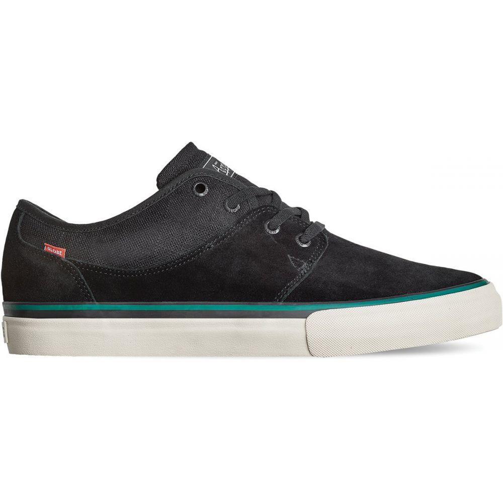 グローブ Globe メンズ スケートボード シューズ・靴【Mahalo Skate Shoes】Black/Green/Hemp