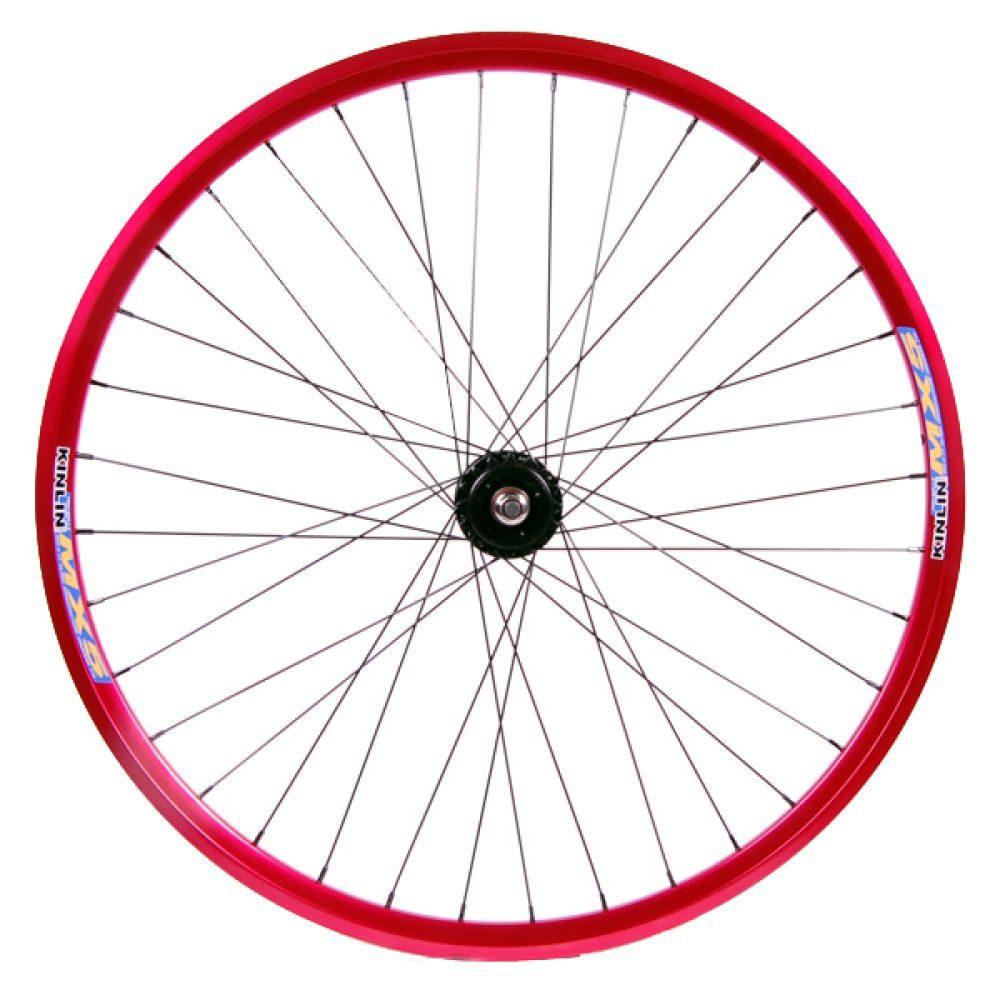 グレンロイヤル Gran Royale メンズ 自転車【Lurker Rear Wheel】Red