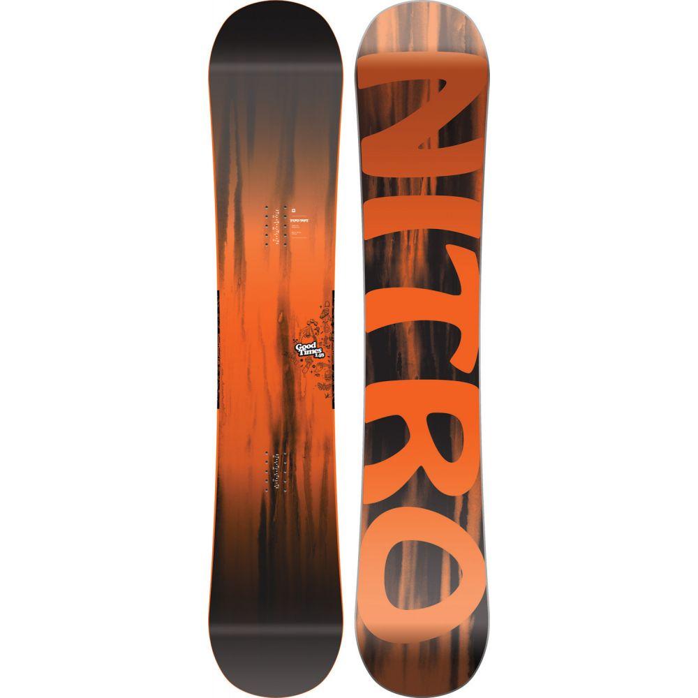 ニトロ Nitro メンズ スキー・スノーボード ボード・板【Good Times Snowboard】