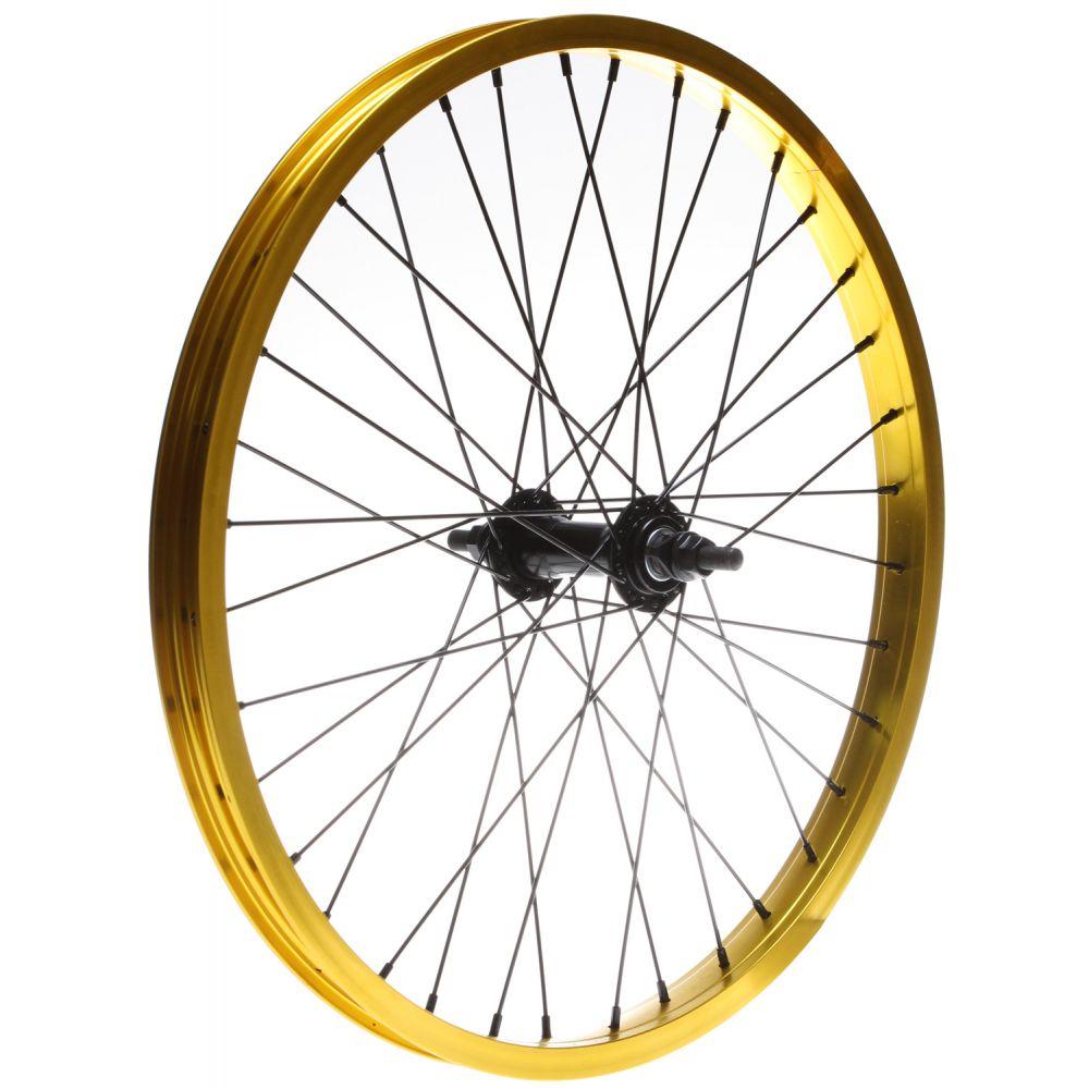 フレームド メンズ 自転車 その他自転車用品 Yellow サイズ交換無料 Framed 8in 別倉庫からの配送 Front Wheel Team 3 BMX 人気 おすすめ