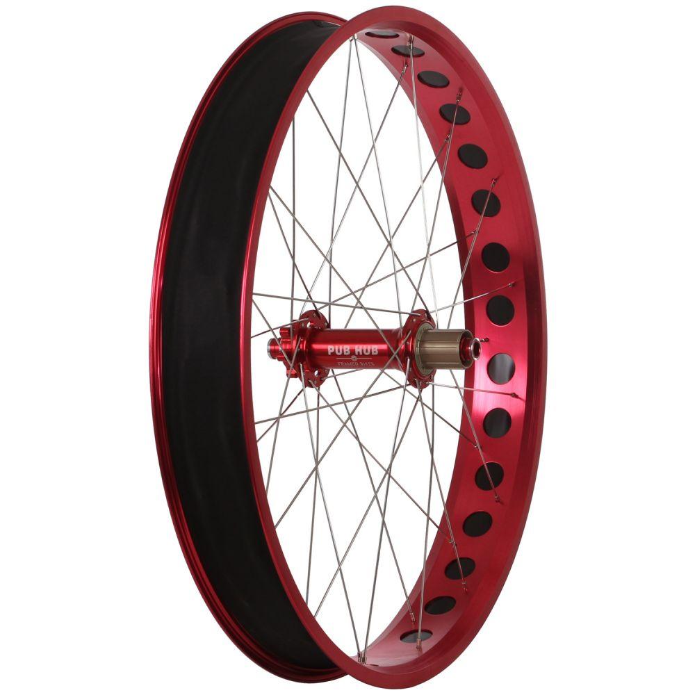 フレームド Framed メンズ 自転車【Pro-X 197 Rear HG Wheel】Red