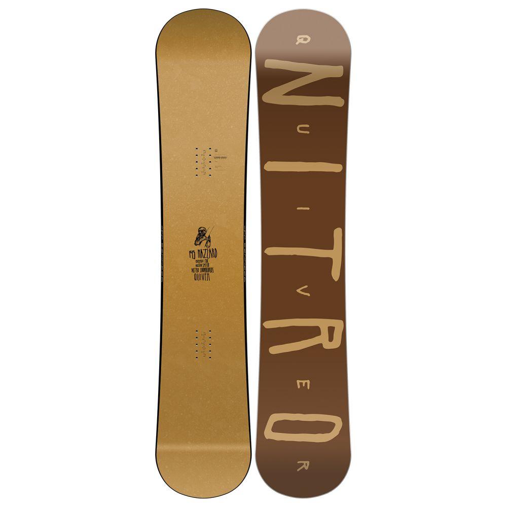 ニトロ Nitro メンズ スキー・スノーボード ボード・板【Hazzard Snowboard】