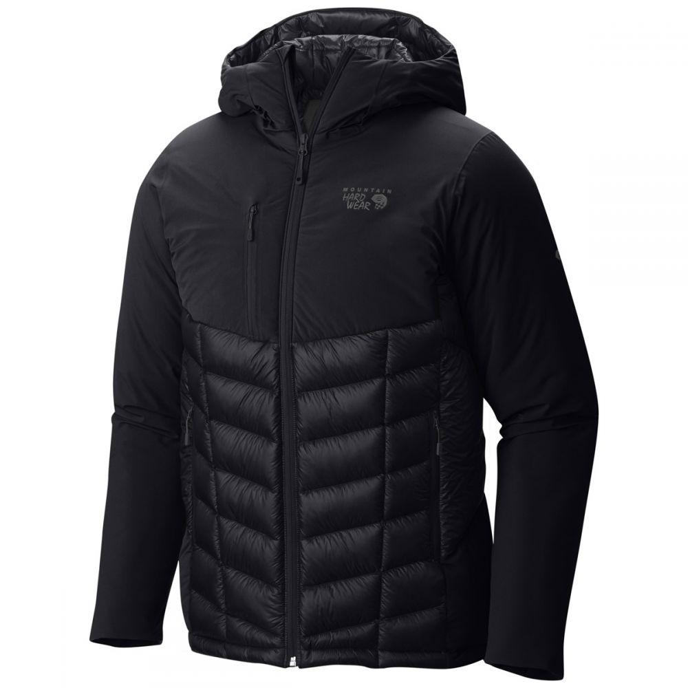 マウンテンハードウェア Mountain Hardwear メンズ スキー・スノーボード アウター【Supercharger Insulated Jacket】Black